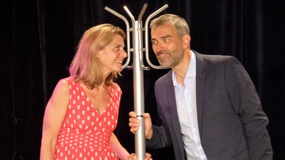 Isabeau de R et Jean-Christophe Parquier vous promettent des situations cocasses.