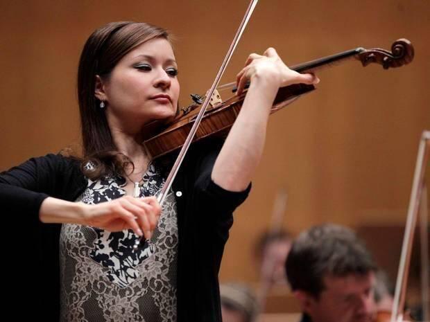 la soliste du Philharmonique de Nice, Zela Terry.(D. R.)