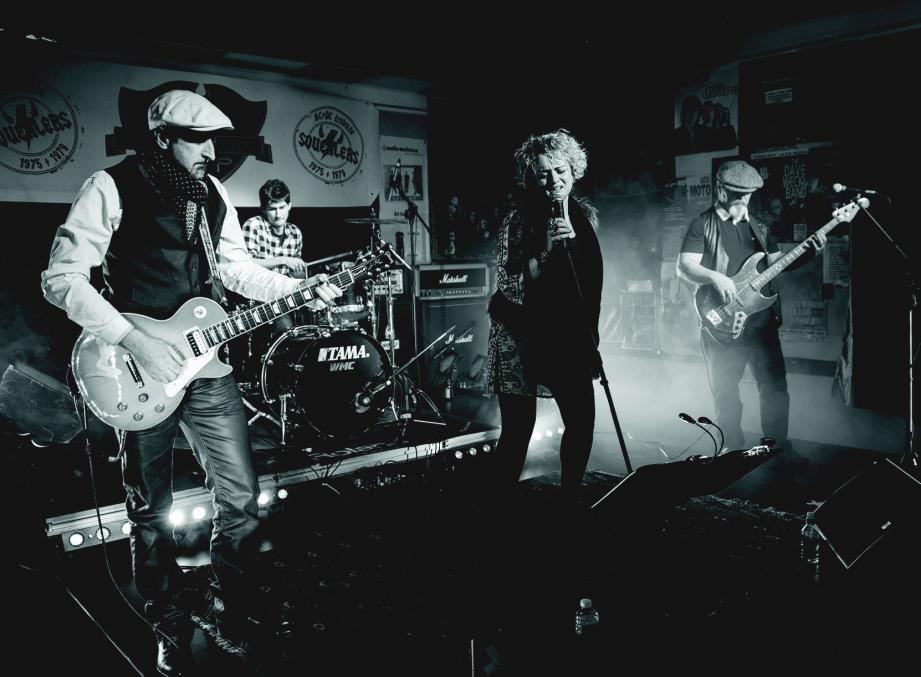 Le Ka groove Band et sa sonorité vintage vont s'approprier la salle Beausoleil le temps d'une soirée.