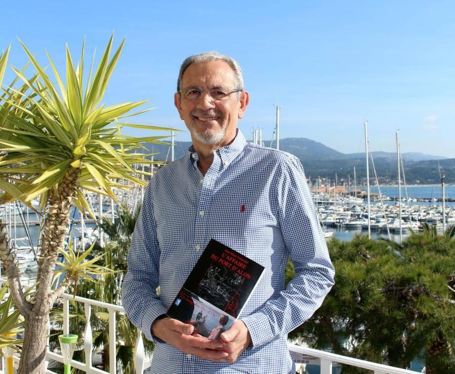 Le deuxième et gros roman de 400 pages de Jean-Marie Schneider, président du Cercle des auteurs bandolais, a été adapté pour un téléfilm d'1 h 35 diffusé sur France 3.