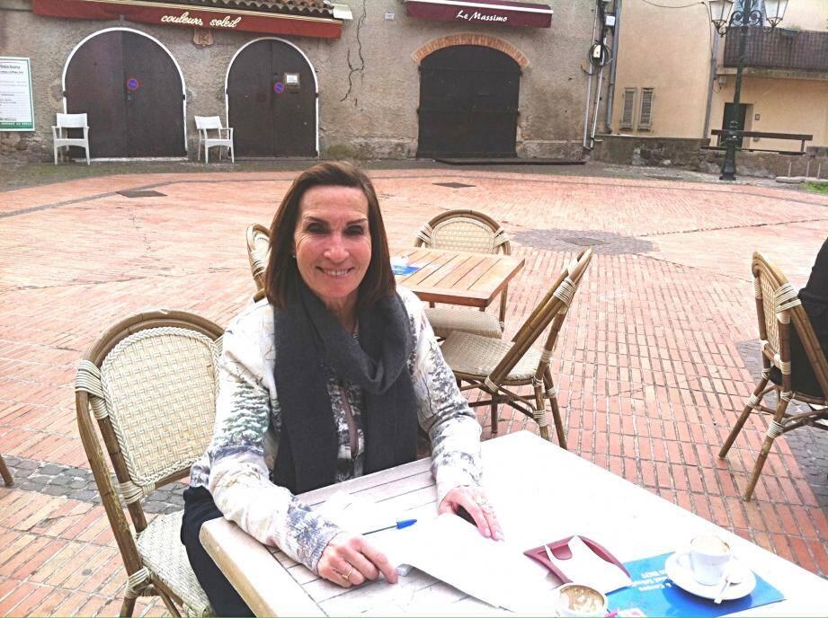 Catherine Langenfeld est la nouvelle présidente de la section locale de la Croix-Rouge française.