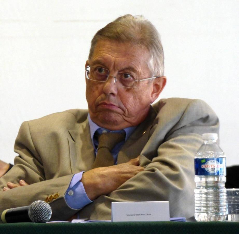 Jean-Paul Geay en 2015.