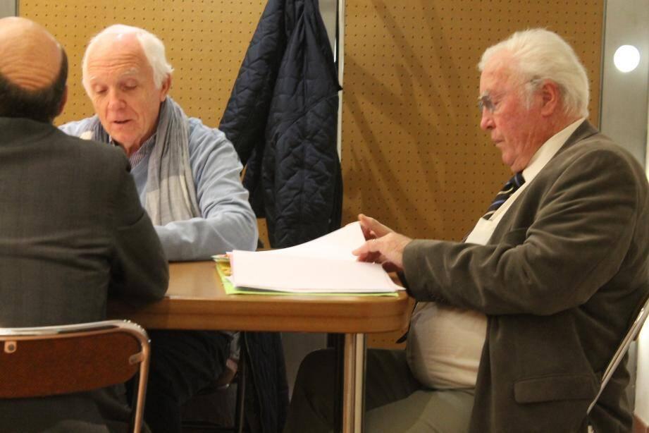 Le maire Jean Michel a présidé le conseil municipal.