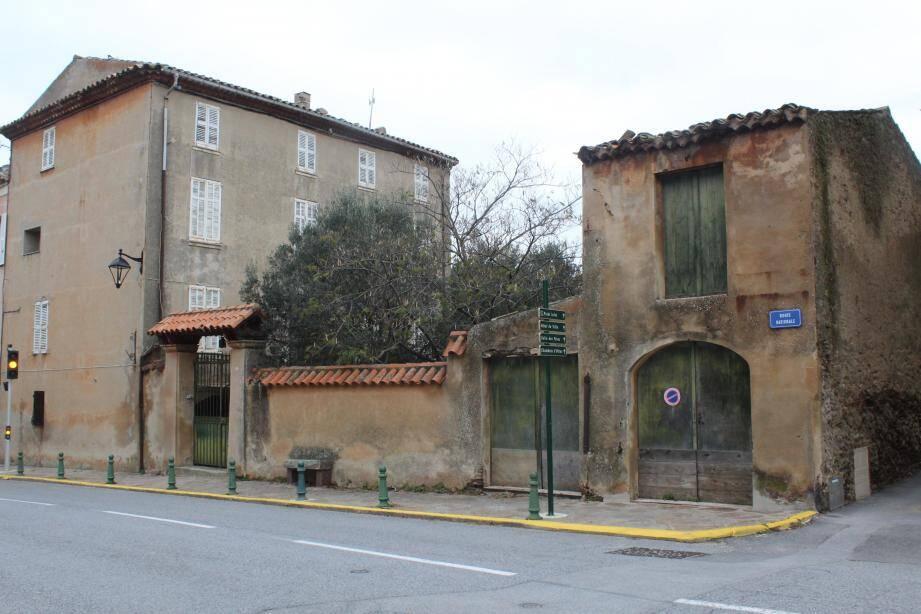 La maison Viora, rue nationale, n'est plus en vente.