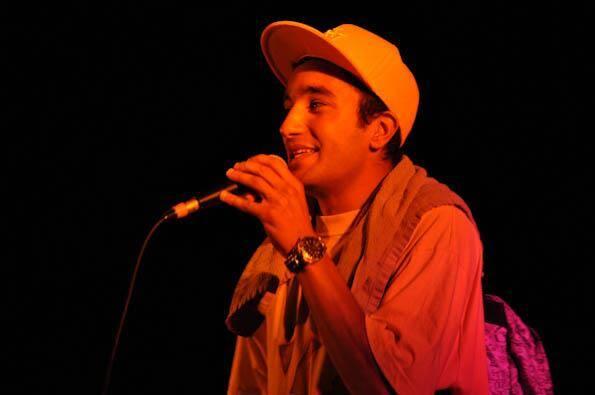 Le chanteur de hip-hop pugétois Fathis.
