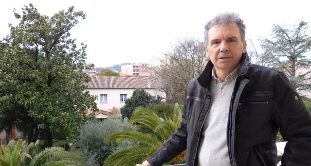 Le président de l'Augad, Réné Just.