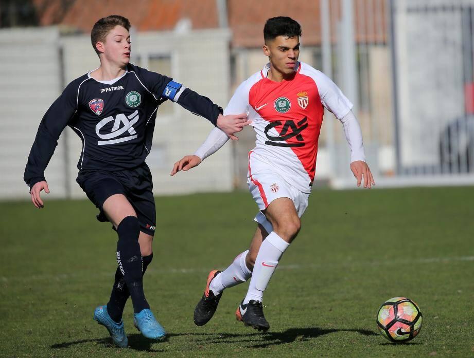 Après leur victoire 2-1 contre Clermont, les U19 de l'AS Monaco affronteront ceux de l'OGC Nice.