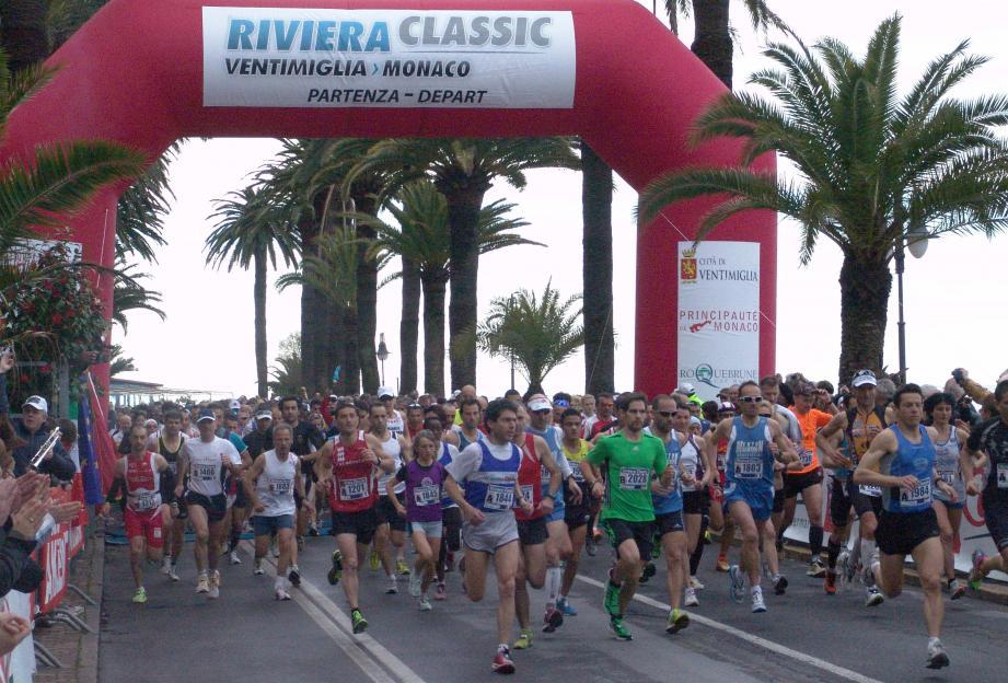Les autres épreuves du Monaco Run sont maintenues.