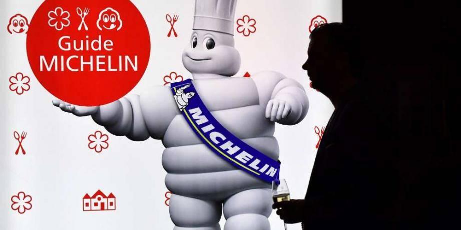 Le guide Michelin, une référence internationale.