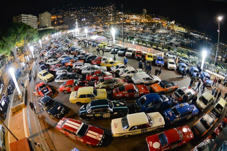 Le Rallye de Monte Carlo