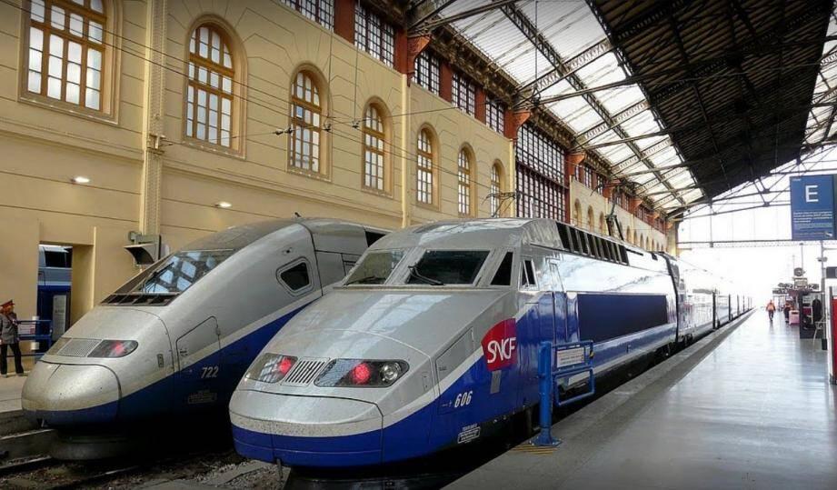 L'individu a été contrôlé en gare de Marseille.