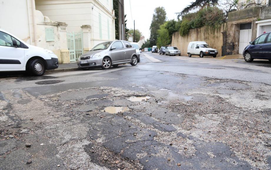 Comme depuis plusieurs années maintenant, l'état de la voirie boulevard d'Orient, et le stationnement sauvage ont fait partie des griefs des riverains de Chateaubriand.