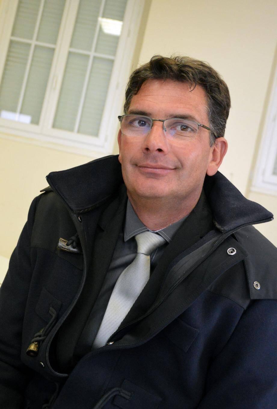 Cyril Marro, directeur du SMIAGE, est persuadé de la pertinence d'un tel syndicat et de l'intérêt de la mutualisation des compétences.
