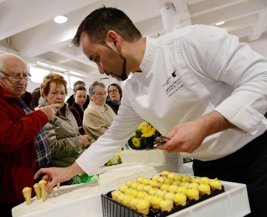 L'année passée, plus de 1000 personnes sont venues déguster les saveurs cannoises pendant la semaine.