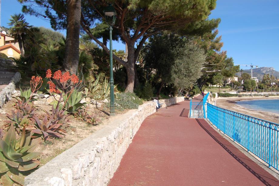100 000 euros seront investis pour réaménager des jardins de la baie des Fourmis.