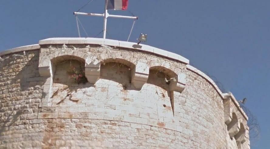 Le fort de Six-Fours.