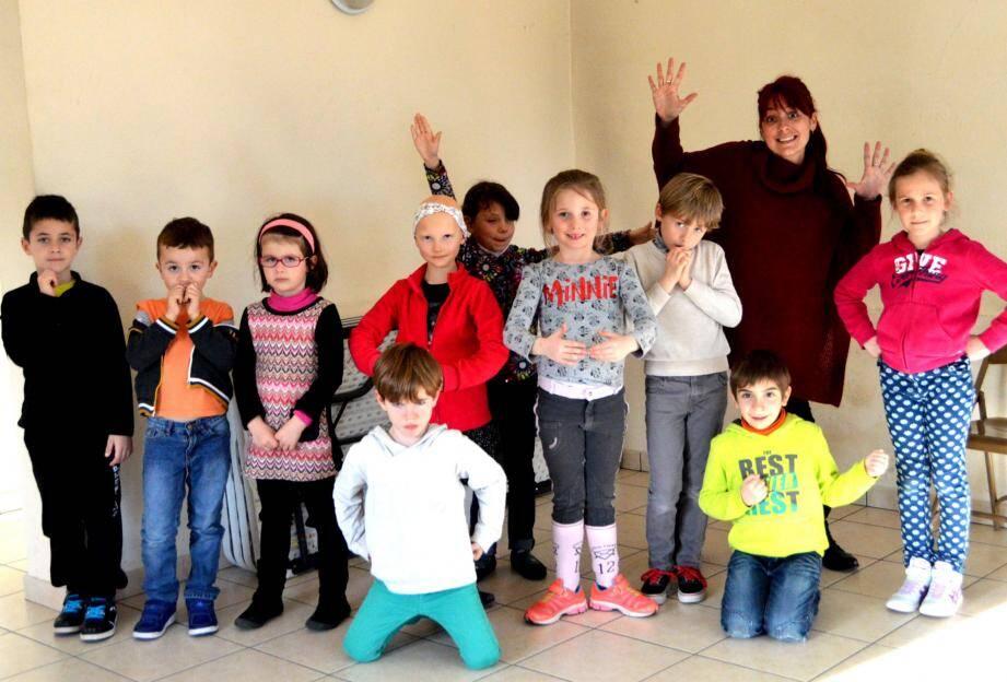 Tout en douceur, un apprentissage ludique qui apporte énormément de choses positives pour les enfants.