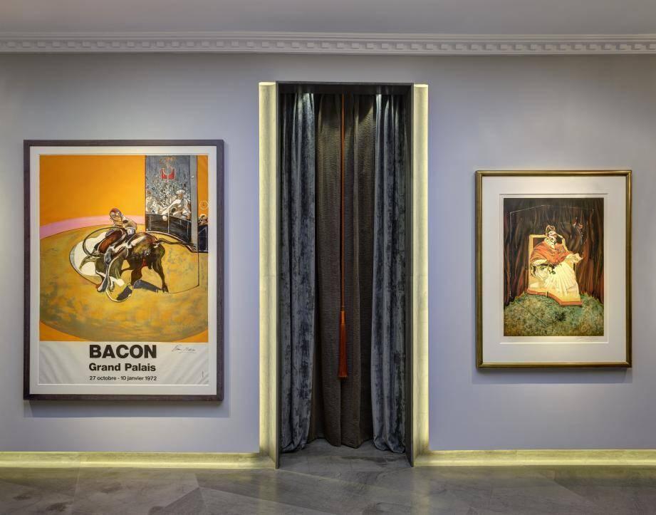 Depuis deux ans et demi, la fondation monégasque est devenue une référence pour les recherches sur la vie et l'œuvre de Francis Bacon.