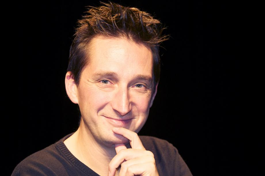 Sellig se produira sur scène le 23 mars pour les Sérénissimes de l'humour au Grimaldi Forum.(DR)