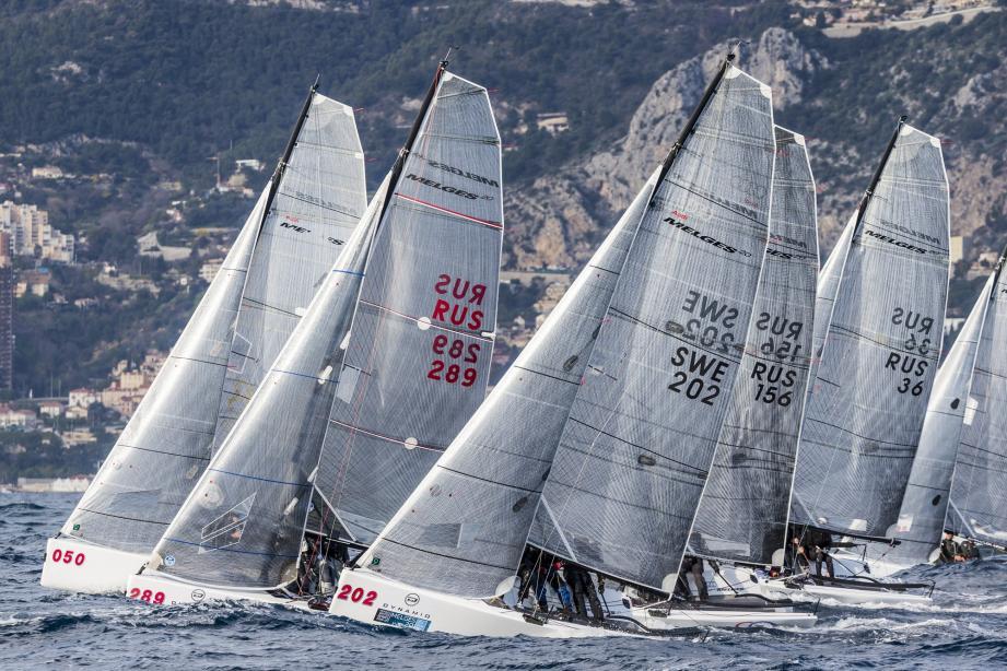 Le rideau est tombé sur les Monaco Sportsboat Winter saison 2016/2017, série de régate organisée d'octobre à mars, par le Yacht-club de Monaco.