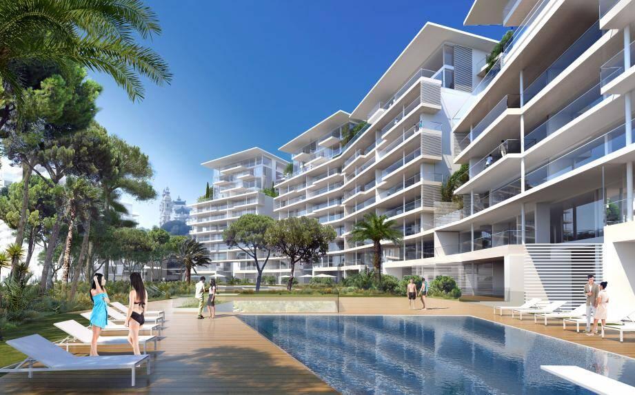 60 000 m2 de logements de standing sont attendus pour 2025.