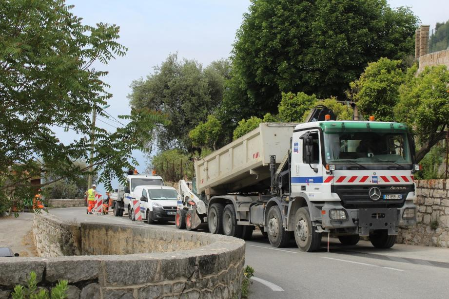 Le chantier, débuté en 2014, aura coûté plus de 710 000 €.