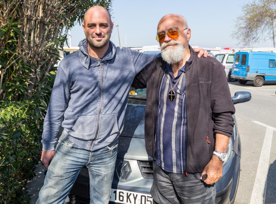 Serge Delsahut a lancé une cagnotte de financement participatif pour permettre à Jean-Louis de devenir propriétaire d'un camping-car.