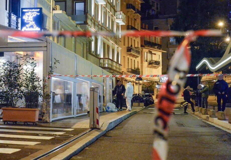 Les enquêteurs monégasques et italiens tentent toujours de déterminer le mobile du meurtre.