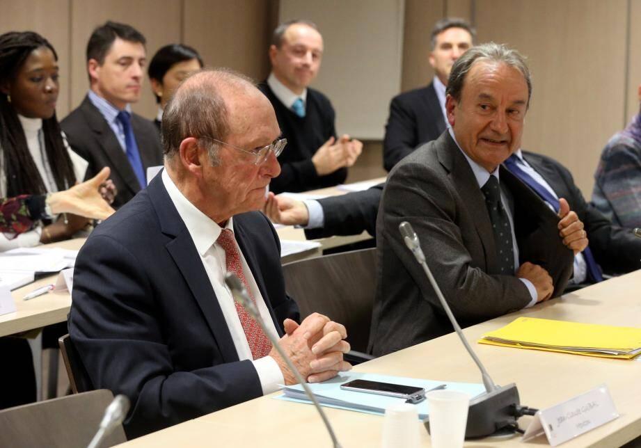 Patrick Cesari s'est retiré de la présidence de la Carf. Le député-maire, Jean-Claude Guibal est candidat. Il avait déjà été président de la Carf entre 2003 et 2008.