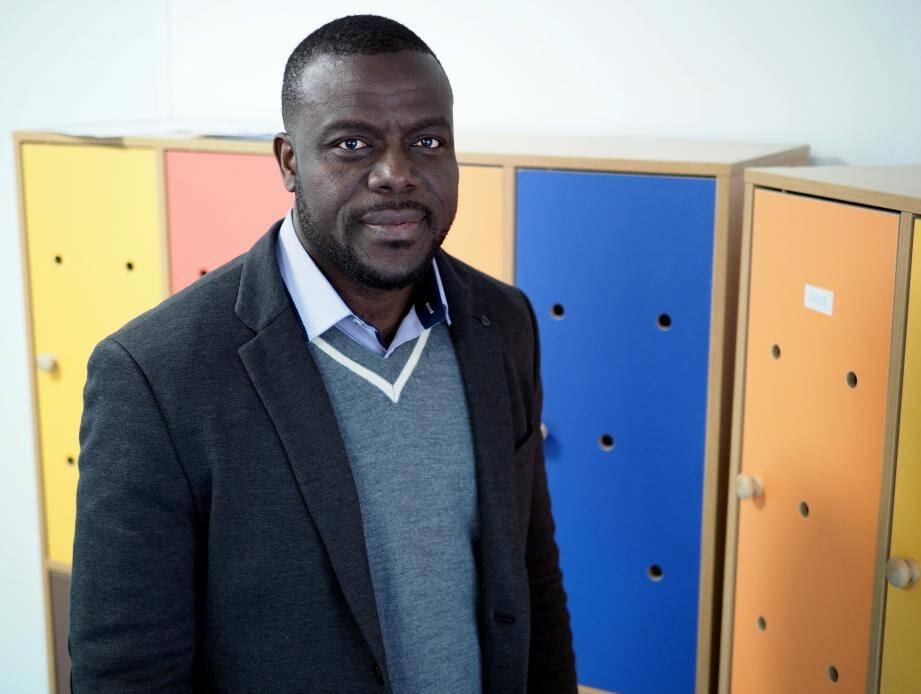 Dayema Soussou, gestionnaire de l'Univers des Petits: cinq microcrèches à ce jour.