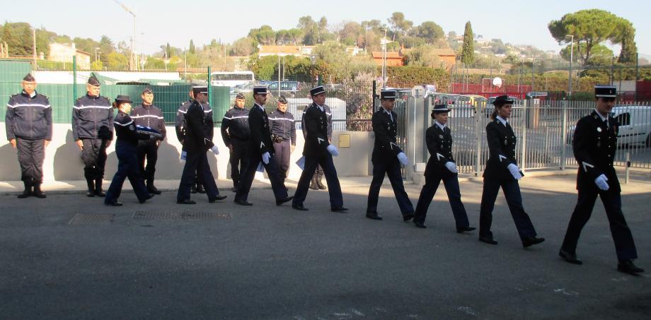 La gendarmerie de Mougins est commandée par le capitaine Xavier Piroutet.