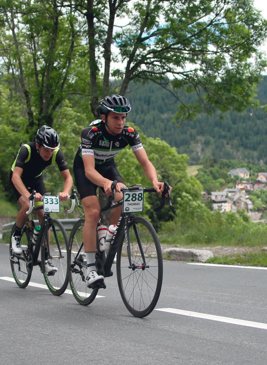 Top départ du challenge avec la Vençoise, dimanche 14 mai.(DR)