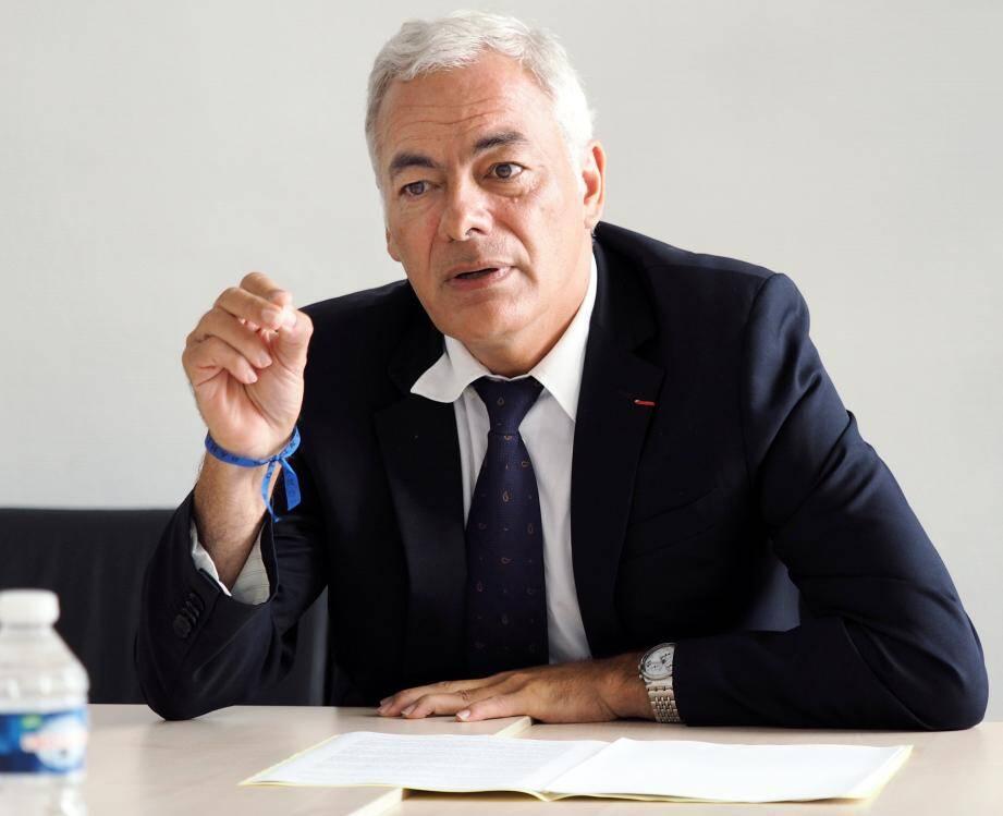 Patrick Allemand veut faire barrage à un second tour Le Pen - Fillon.