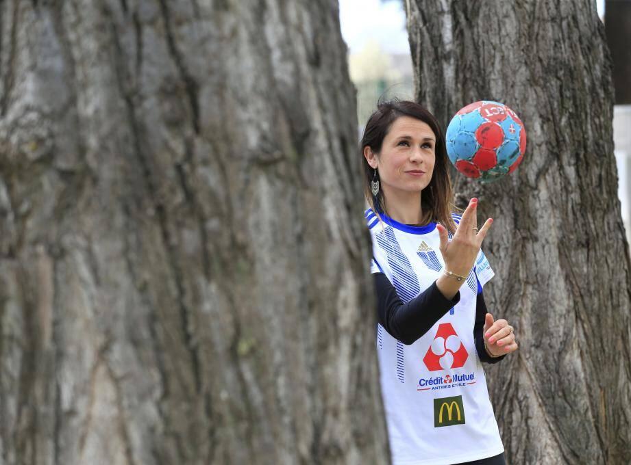 Malgré la saison compliquée, Pauline Chassaing continue de se battre et souligne les valeurs de son équipe. Une bande de copines.