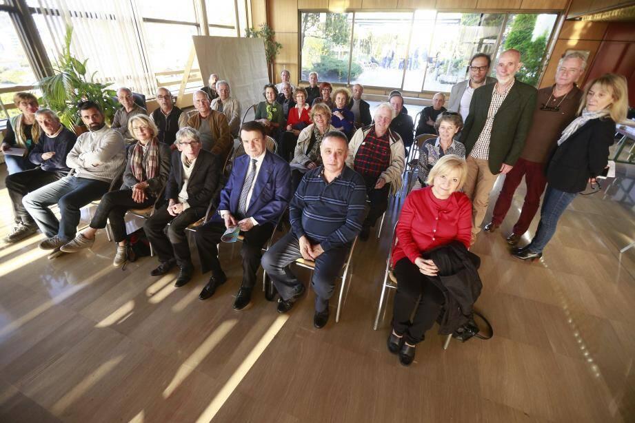 Les lecteurs de « Var-matin/Nice-Matin » en assemblée générale à Nice :  un engagement solidaire.