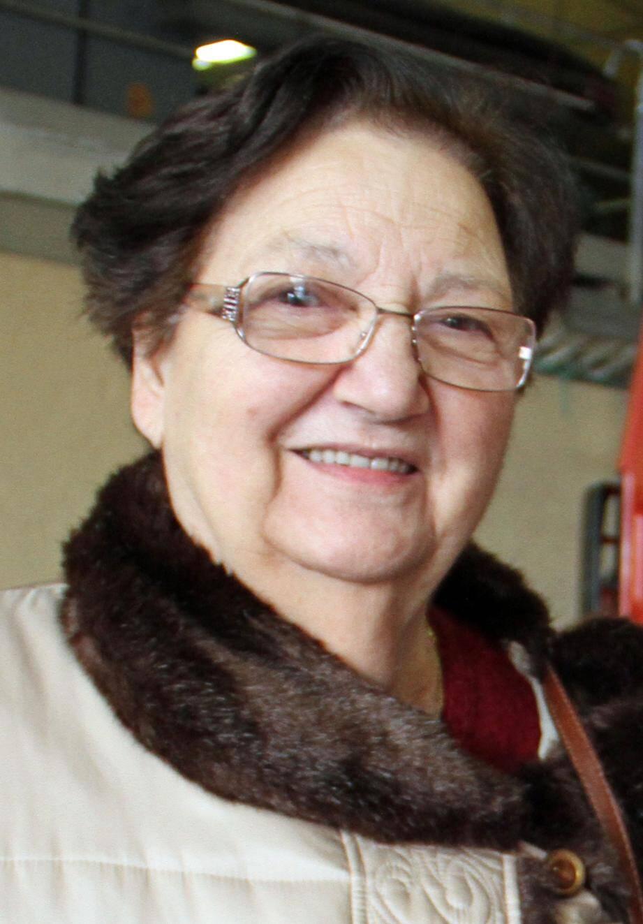 Henriette Juenbekdjian s'était investie au sein du Souvenir Français vallérois.