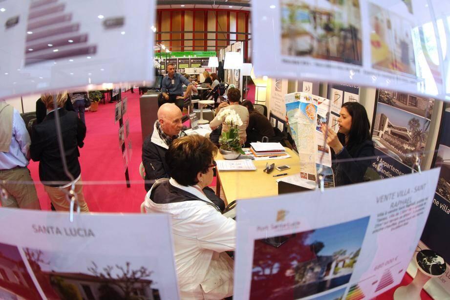 Le salon de l'immobilier Var-matin réunit les professionnels sur un même lieu, l'occasion de trouver toutes les réponses le même jour, au palais des congrès.