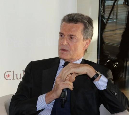 Le professeur Gilles Dreyfus, directeur médical du Centre cardio-thoracique de Monaco.