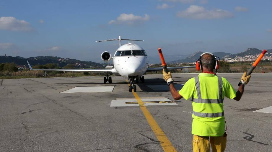 Image d'illustration de l'aéroport de Toulon-Hyères.