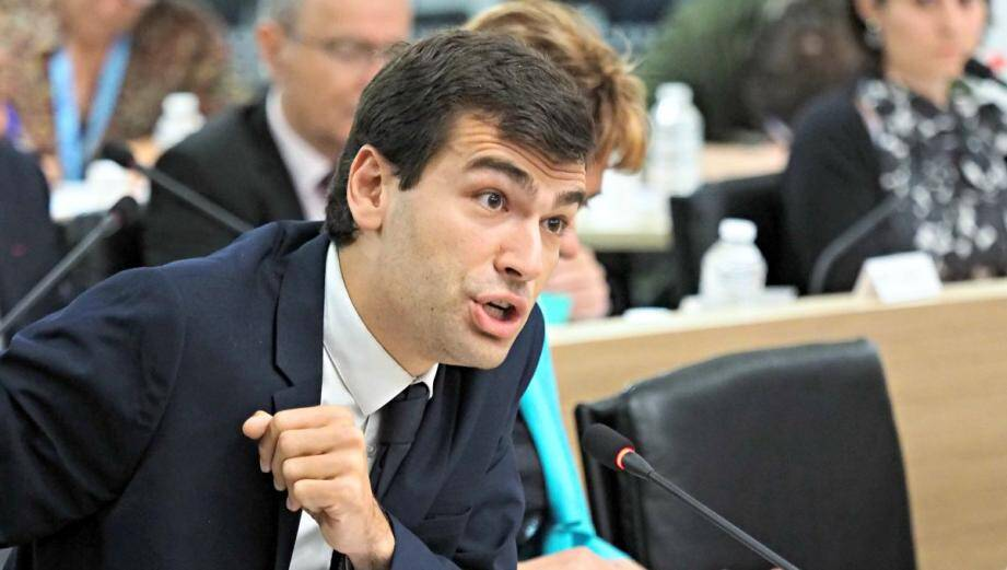 """Gaël Nofri va porter plainte pour """"diffamation""""."""