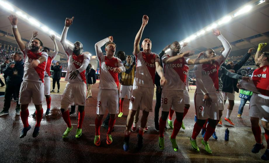 Après Manchester City, le Borussia Dortmund pour Monaco.
