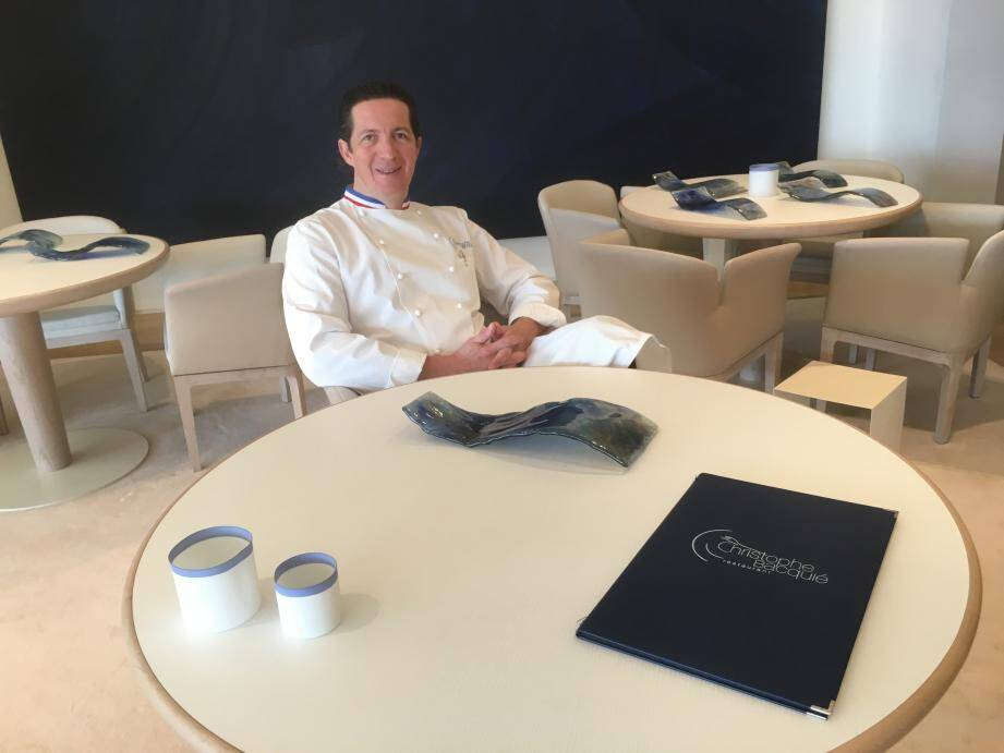 Christophe Bacquié: 'Hôtel  & Spa du Castellet