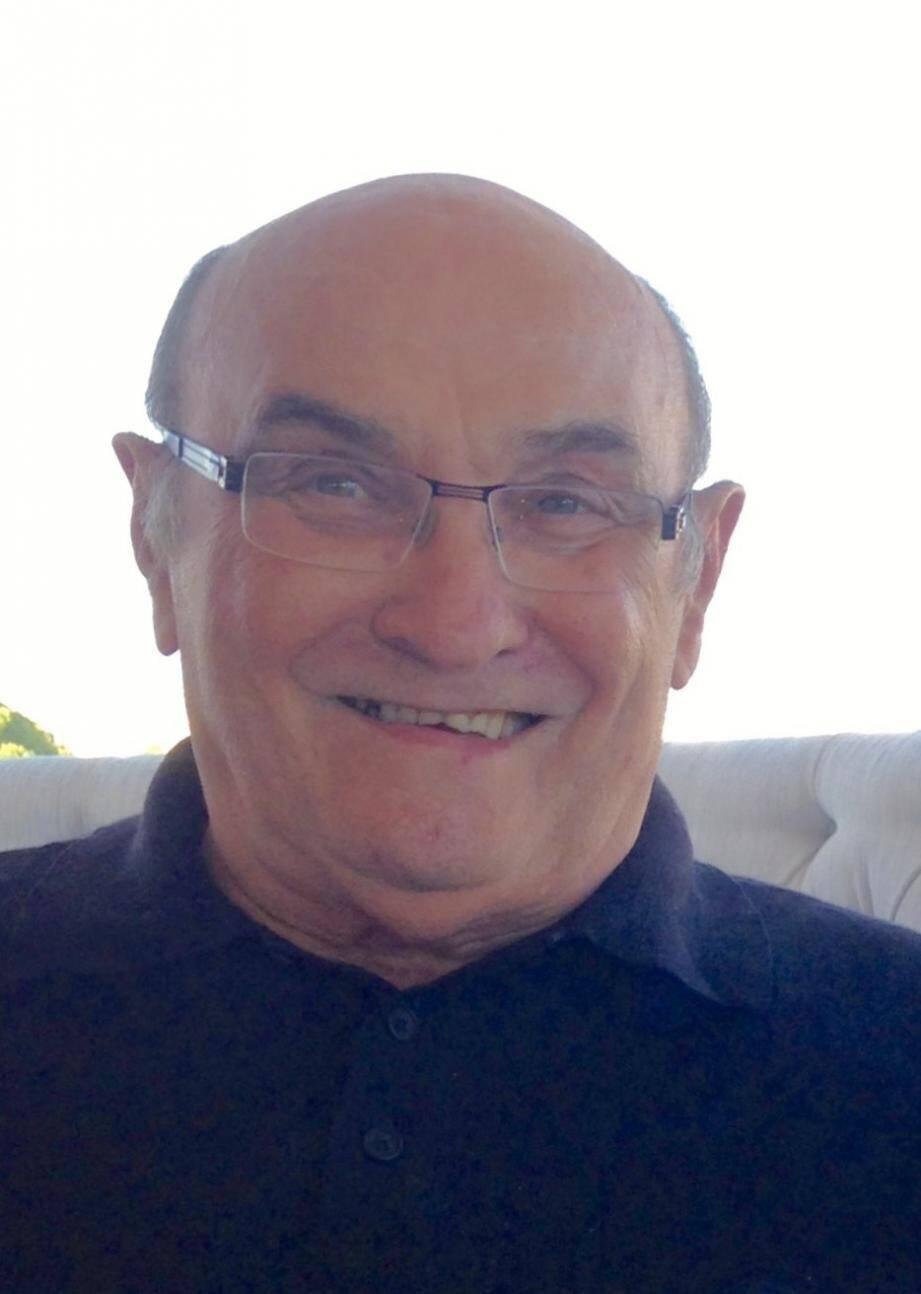 "Gérard Stagliano, dit ""Gérémi""."