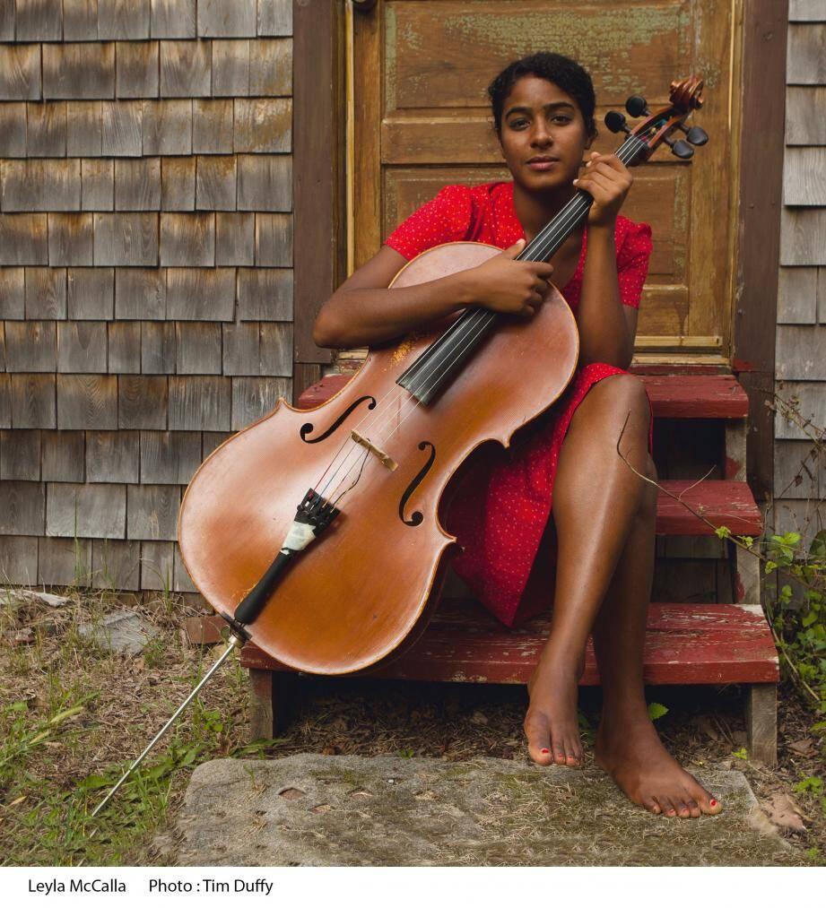 Leyla McCalla, révélation folk/blues de 2016. (DR)