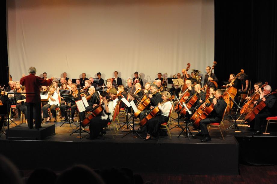 L'Orchestre symphonique azuréen qui répète chaque Lundi au Pôle Escoffier ouvre ses répétitions au public. (DR)