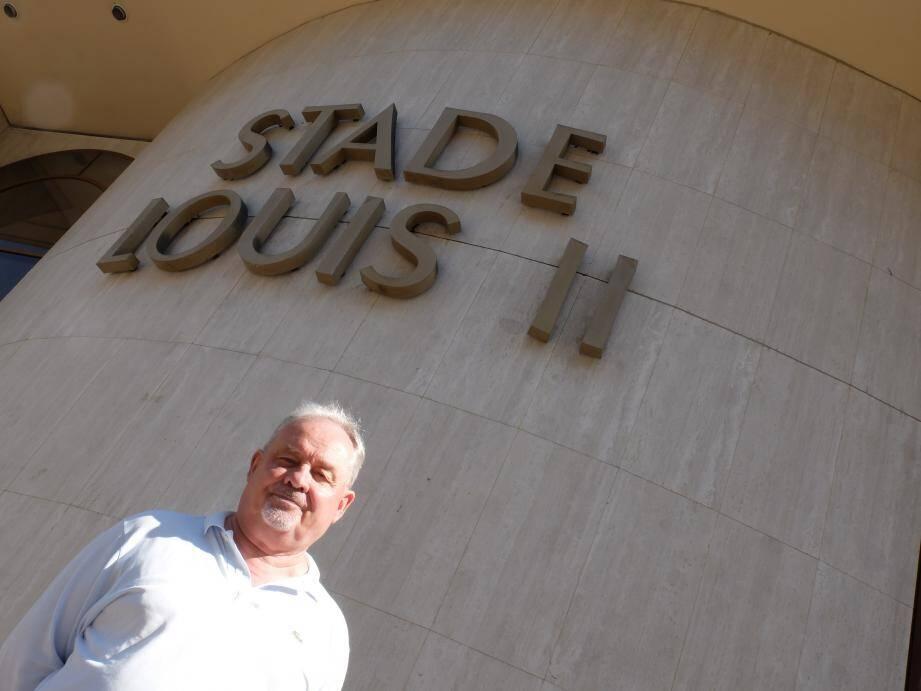 Norbert Siri sera à Lyon, aujourd'hui, pour la finale de la Coupe de la Ligue. Comme beaucoup, beaucoup d'autres supporters de l'AS Monaco venus de toute la France.