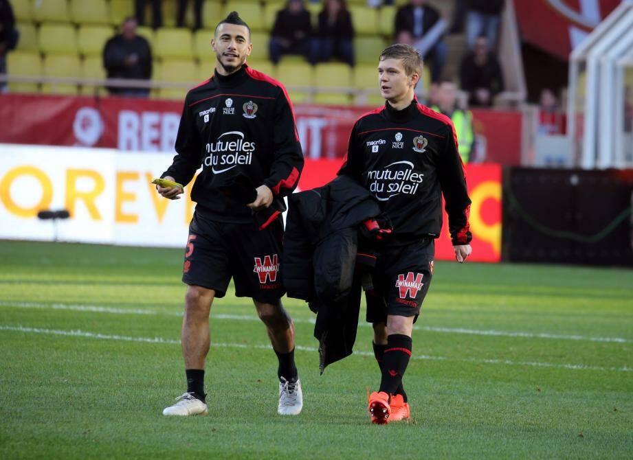 L'issue de la saison pourrait être déterminante dans l'avenir de certains Aiglons comme Younès Belhanda ou Vincent Koziello.