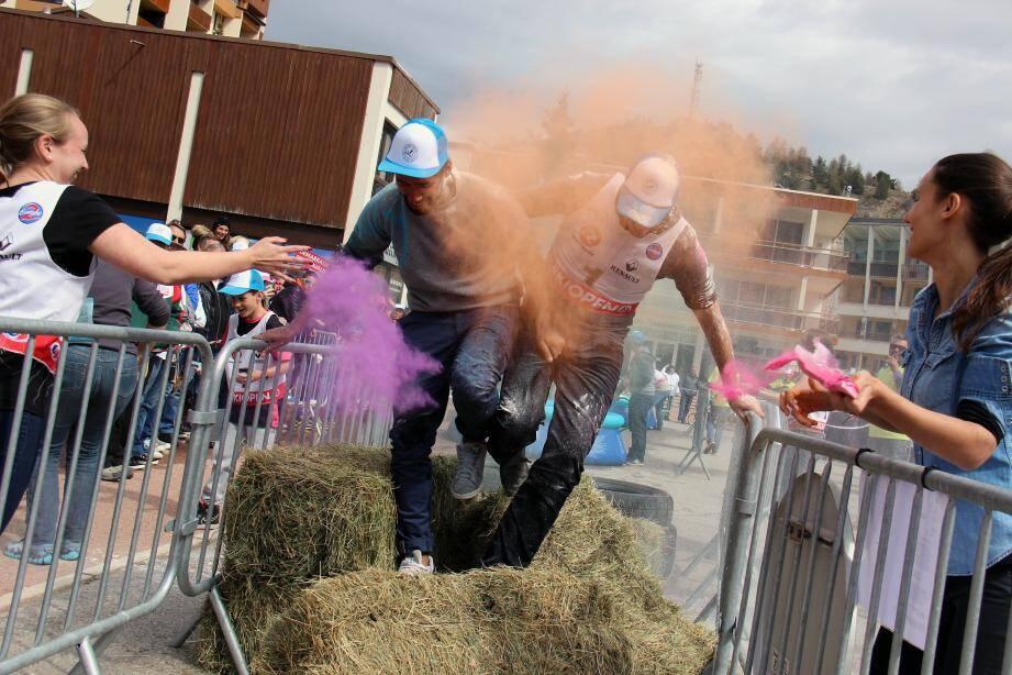 Quelles épreuves devront affronter les participants aux Vieilles Pompes cette année ? Réponse samedi !