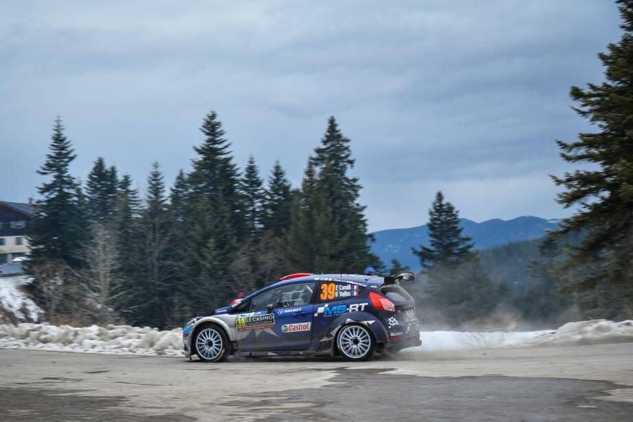 Pour accentuer leurs chances dans la course au titre WRC2, Eric Camilli et Benjamin Veillas (Ford Fiesta R5) doivent gagner gros en Corse.