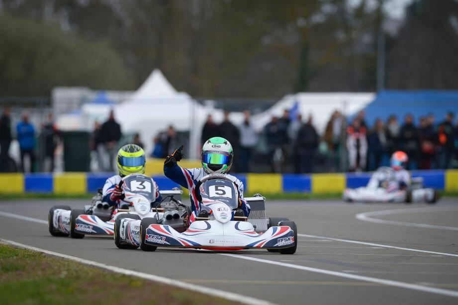 Au Mans, Pierre-Louis Chovet a réussi un départ canon : deux victoires !